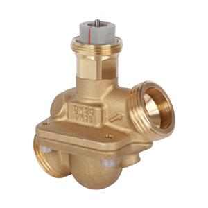Válvula de Controle e Balanceamento Independente de Pressão AB-QM Danfoss