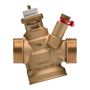 Válvula Independente de Pressão AB-QM 4.0