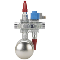 Módulo de Degelo Danfoss ICFD a gás quente